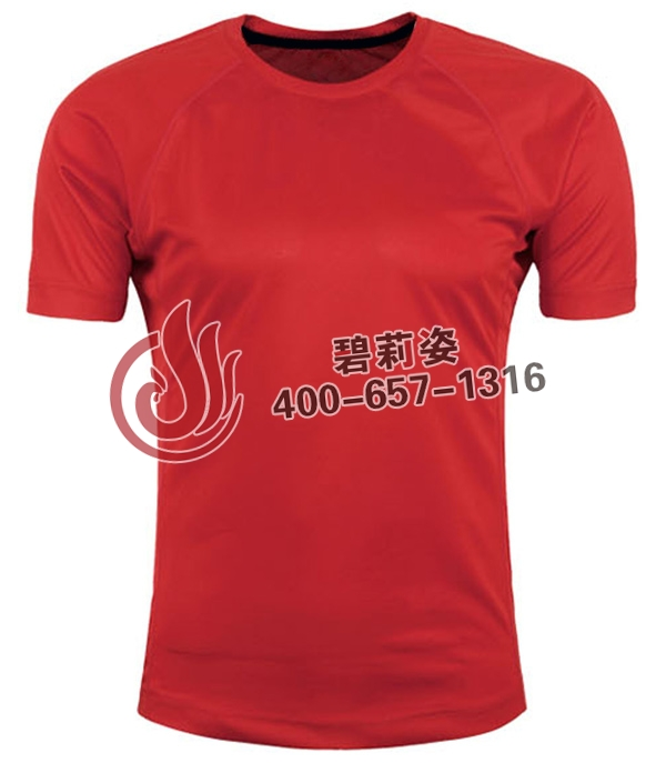 红色文化衫创意设计